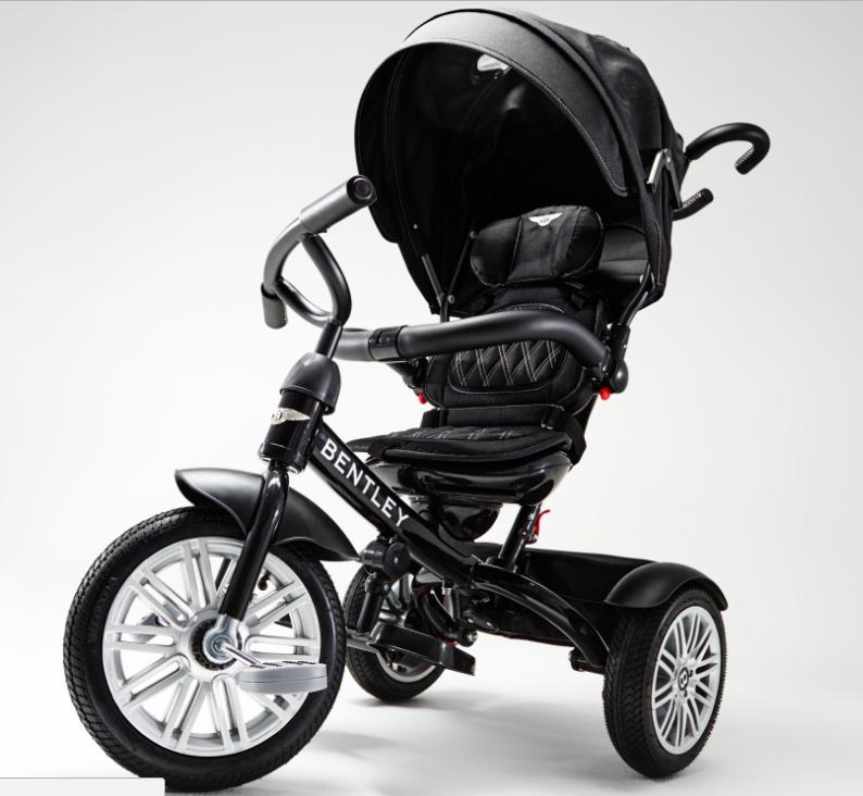 8a250ca93 Премиальный детский трехколесный велосипед Bentley - Интернет магазин  детских товаров Коляскин в Екатеринбурге