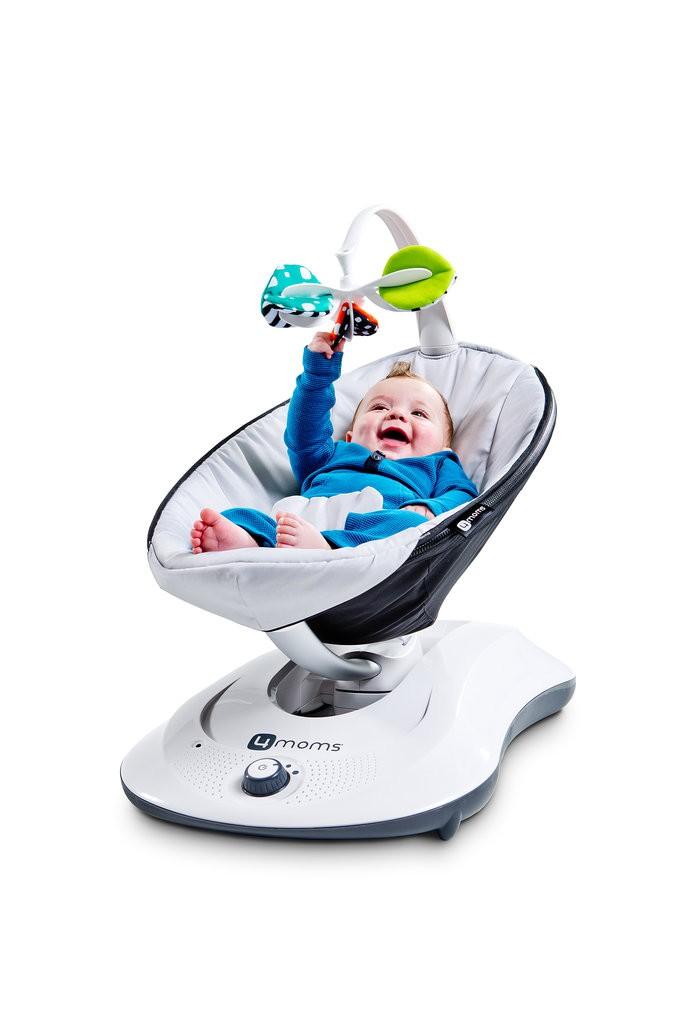 Электронная качалка для новорожденных фото