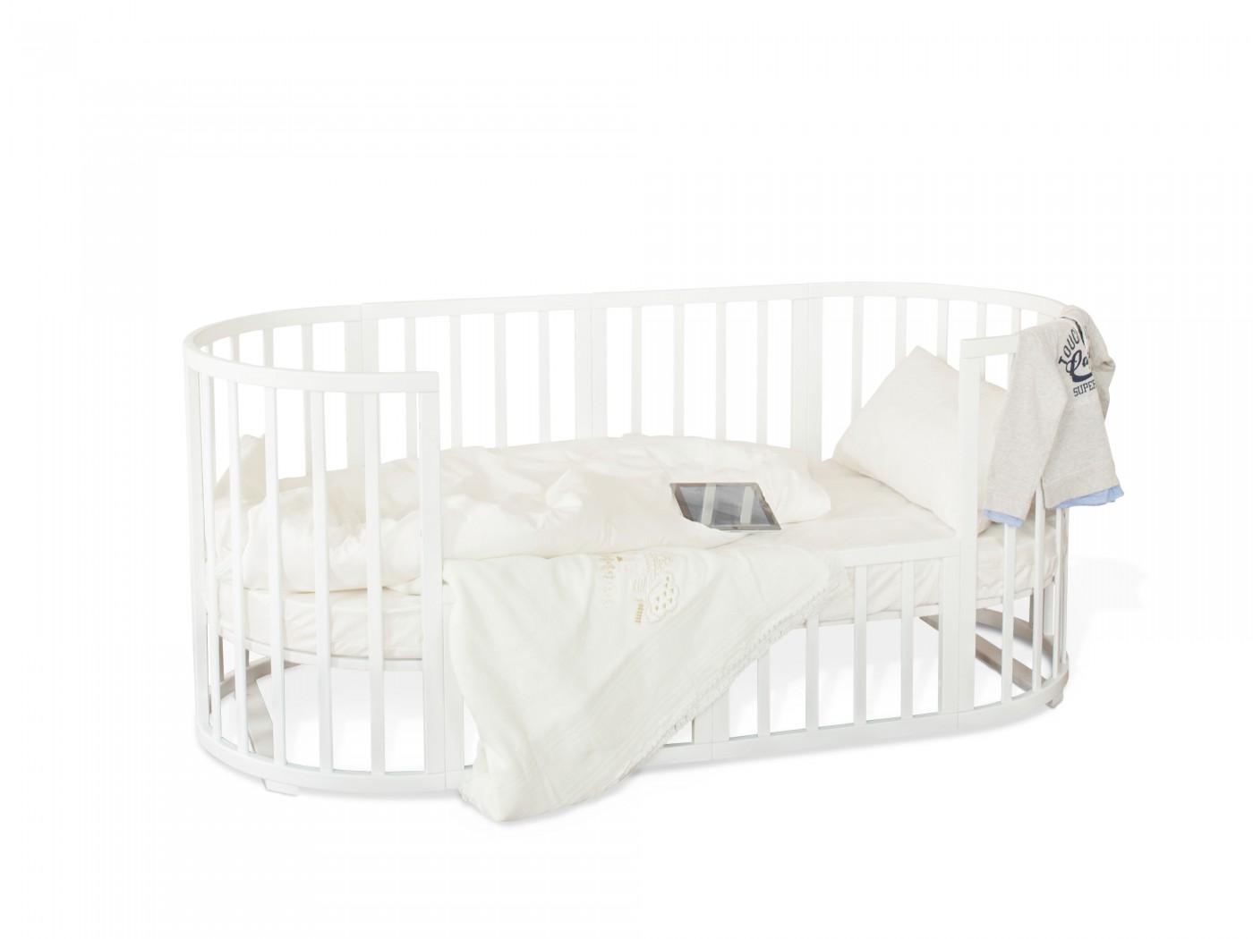 детская кровать трансформер Nuovita Nido Magia купить в екатеринбурге