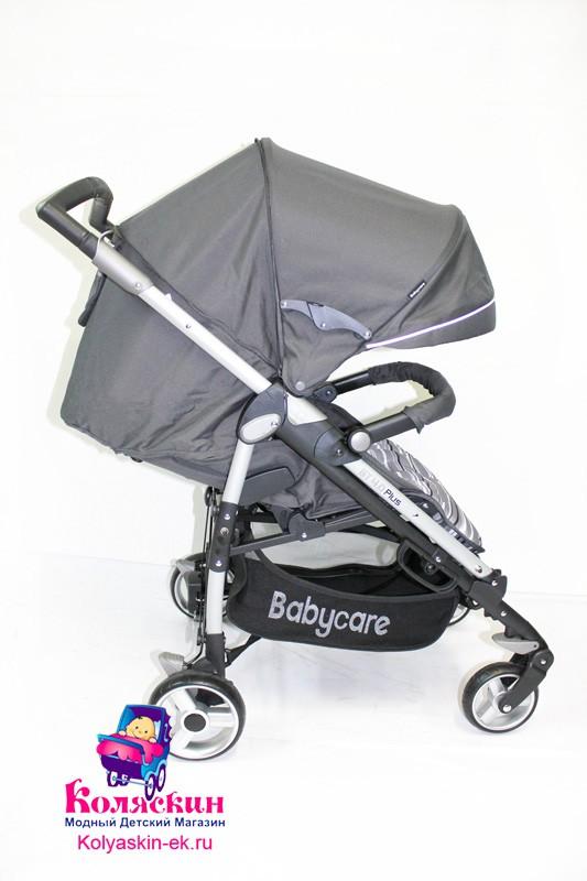 Коляска-трость Baby Care gt4 Plus (grey)