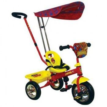 Х колесный велосипед navigator lexus spider man