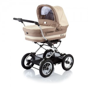Коляска для новорожденных Baby Care Sonata