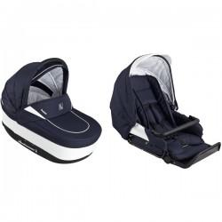 Детская коляска Jedo Memo Alu Plus JSE (ткань/кожа/велюр)
