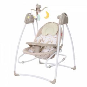 Колыбель-качели детские CARRELLO CRL-7502 Grazia