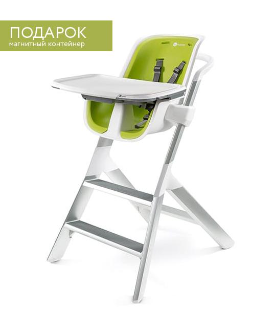 Стульчик для кормления 4moms High Chair с магнитной столешницей