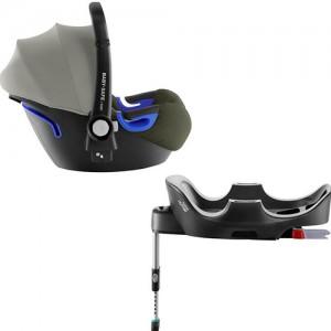 Автокресло Britax Roemer Baby-Safe i-Size + база i-Size Flex