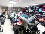 Коляскин - зал детских колясок